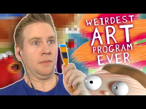 """This """"ART PROGRAM"""" was NOT what I expected..."""