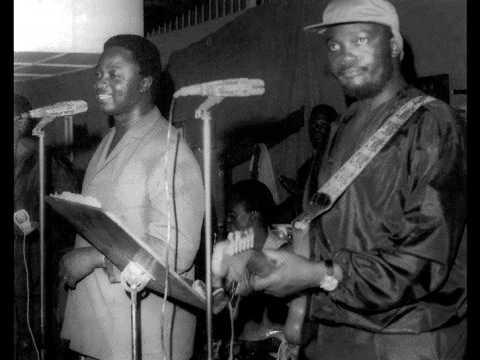 Likambo Ekoswa Na Motema (Franco) – Franco & L'O.K. Jazz 1968
