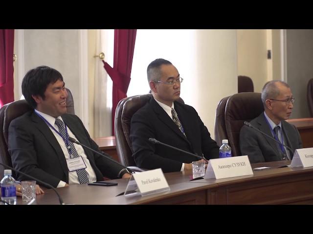 Форум японской медицины открылся в Иркутске