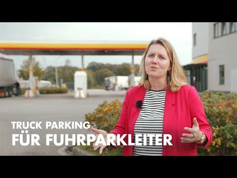 Truck Parking mit Shell und Park Your Truck – Infos für Fuhrparkleiter (Interview)