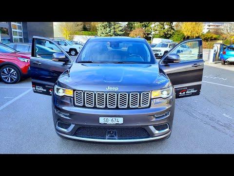 Jeep Grand Cherokee Summit 2020