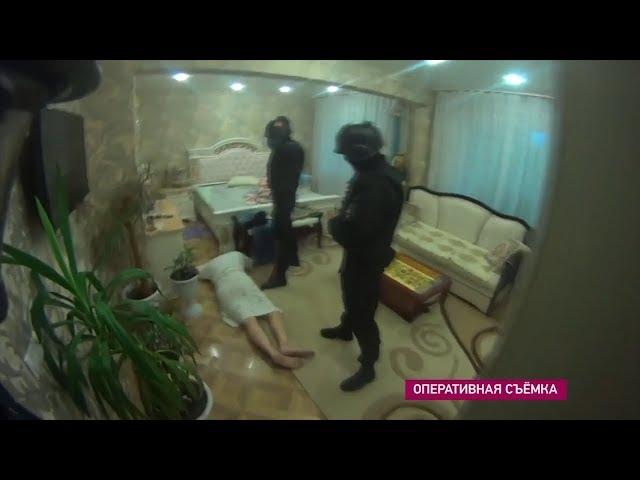 В Ангарске задержали организованную группу наркоторговцев