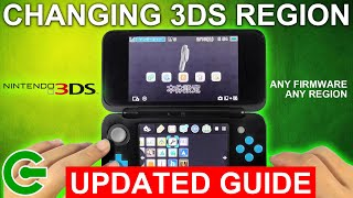 Changing the 3DS REGION - UPDATED GUIDE 2020