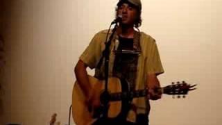 Dan Bern singing Marilyn Folktacular 2008