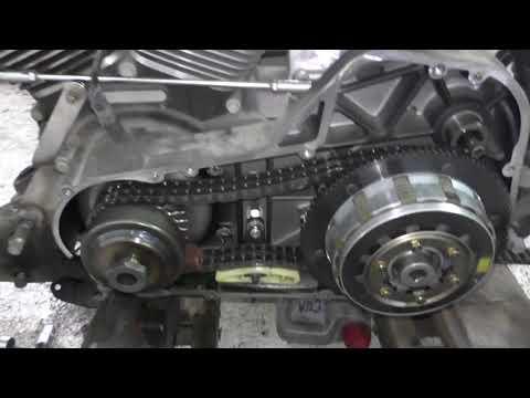 Harley Davidson гнута рама ремонт, как разобрать сцепление . часть 1