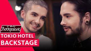 Tokio Hotel   BACKSTAGE   Rockpalast   2015