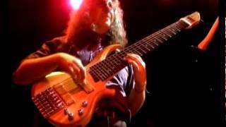 Basssolo über Chameleon - Maynard-Project live 2011