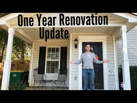 Fix and Flip Home Renovation/Remodel Walk-through!!!