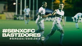 #SBNxCFC - Bastidores