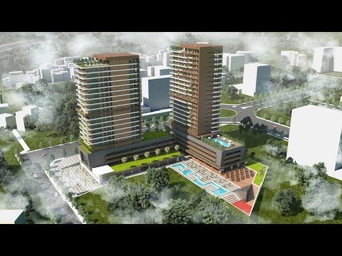 Invest pre-launch in Media Highway Park Homes Istanbul