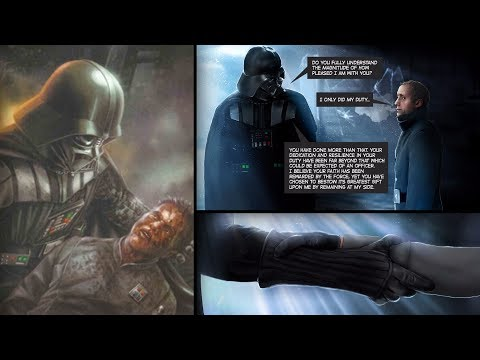 Darth Vader's Only Friend in the Empire [Legends] - Star Wars Explained