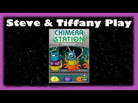 Steve & Tiffany Learn & Play: Chimera Station