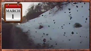 Car Crash Compilation March 1 - 2014