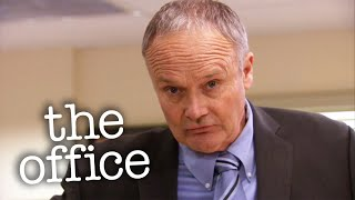 Creed Gets Debbie Brown Fired - The Office US