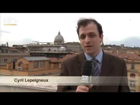 Rome s'apprête à accueillir les cardinaux