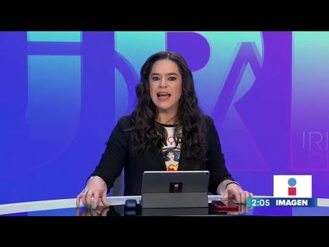 Noticias con Yuriria Sierra | Programa Completo 12/julio/2019