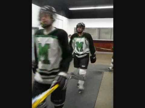 Al Diamond Phillips & Bryan L Johnson - TODAY, Featuring the 2010 NCHSHL Champion Medina Bees Hockey