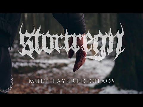 STORTREGN - Multilayered Chaos [Official Music Video]