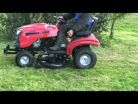 Tractor Corta Cesped Equus Motor B&S 17.5hp