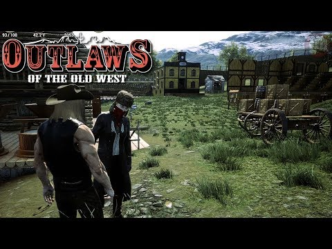 So Many Cool Builds   Outlaws of the Old West   MP Server   S2 EP12