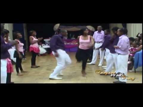 Makossa dance (Wedding in Leeds)