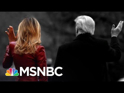 Melania Trump Also Skipping Inauguration And Snubbing Bidens | The 11th Hour | MSNBC
