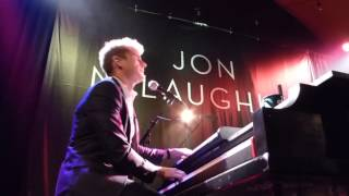 Jon McLaughlin - Summer Is Over/Industry - The Chapel/San Francisco - 2015.10.22