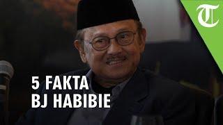 5 Fakta Menarik BJ Habibie, dari Pendidikan hingga Prestasi