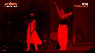 Rihanna   Man Down (Live At Rock In Rio 2015)