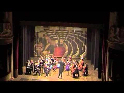 Leó Weiner: Divertimento No. 1, Op.20