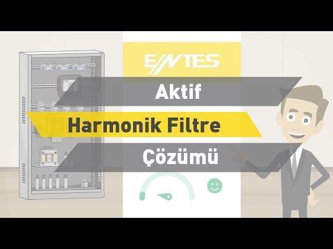 Aktif Harmonik Filtre Çözümü - ENTES Elektronik