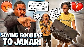 JAKARI IS GETTING SENT HOME AFTER THIS EMBARRASSMENT...💔 (SAY GOODBYE)