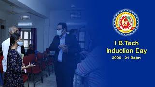 I B Tech Induction Day 2020 - 21 Batch || Amrita Sai Engineering College || Autonomous 3rd Batch