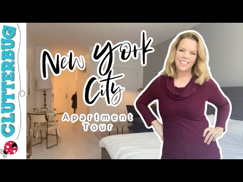 I'm in New York City! My NYC Apartment Tour