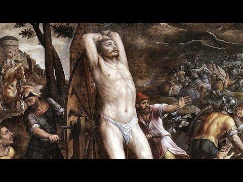 Церковный календарь 23 ноября 2018. Колесование святого великомученика Георгия (303)