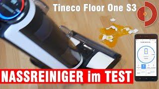 Tineco Floor One S3 Test- Intelligenter Saugwischer der überzeugt [ Waschsauger Test]