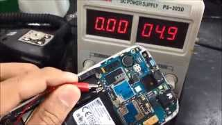 SAMSUNG S4 Dead Fix By Changing Light Driver