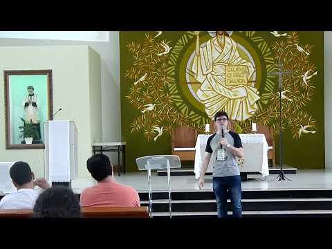 Retiro Arquidiocesano do Ministério de Música e Artes   4ª Formação: Ricardo Gadotti Martins