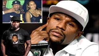 50 Cent Claims Floyd Drove His Friend To Murder His Wife & Kill Himself.