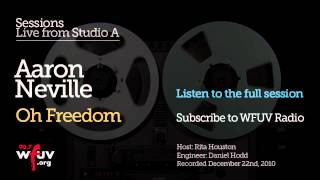"Aaron Neville - ""Oh Freedom"" (Live, Music Only)"