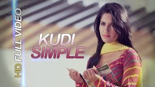 Kudi Simple  yInder Atwal