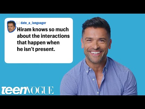 Riverdale's Mark Consuelos Reacts to Riverdale Fan Theories | Teen Vogue