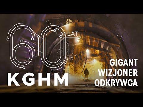 Wideo: Gigant, Odkrywca, Wizjoner! Poznaj tajemnice KGHM - wyjątkowy program na 60-lecie Miedziowej Spółki