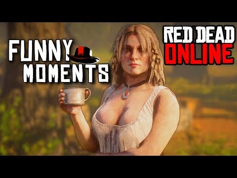 Red Dead Redemption 2 - Funny Moments #5