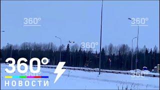 Самолёт «Сургут-Москва» сел в Ханты-Мансийске