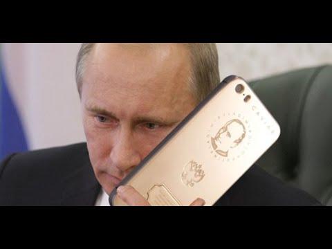 Рингтоны в телефоне Путина