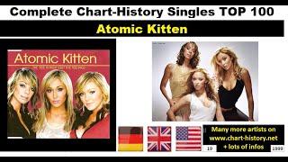 Atomic Kitten  Singles-Chart-History