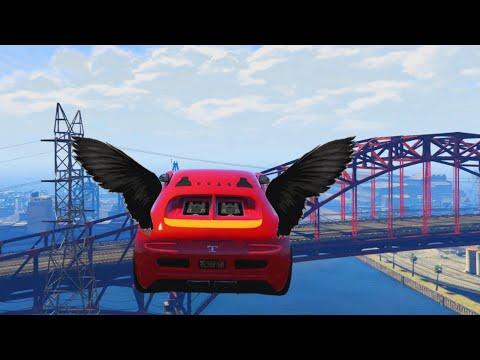Grand Theft Auto V Walkthrough  EPIC MIDAIR STICKY BOMB