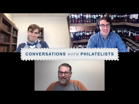 Conversations with Philatelists Ep 14: Scott English, APS Executive Director