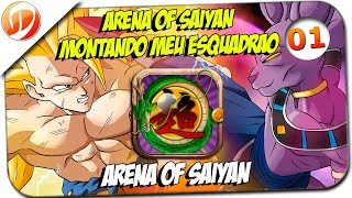 Arena Of Saiyan Dream Squad Videos - Bapse com